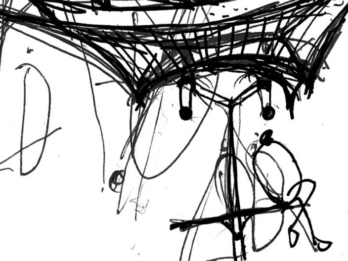 Sketch_Wil Marquez