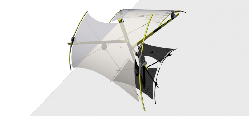 Shade Structure_Digital Rendering